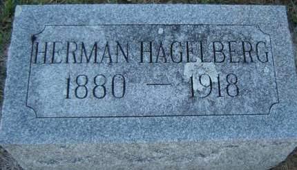HAGELBERG, HERMAN - Delaware County, Iowa | HERMAN HAGELBERG