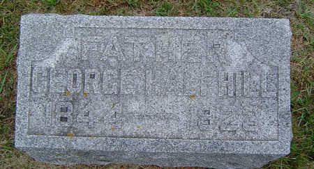 HALFHILL, GEORGE - Delaware County, Iowa | GEORGE HALFHILL