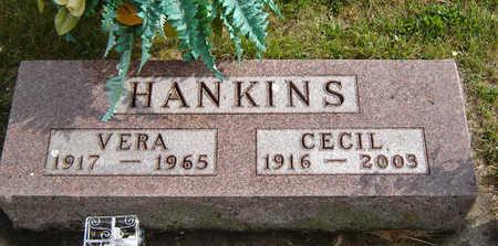 VOSHEL HANKINS, VERA - Delaware County, Iowa | VERA VOSHEL HANKINS