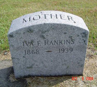 BEST HANKINS, IVA FLORENCE - Delaware County, Iowa | IVA FLORENCE BEST HANKINS