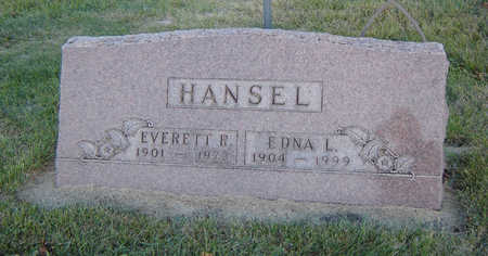 HANSEL, EVERETT R. - Delaware County, Iowa | EVERETT R. HANSEL