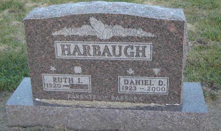 HARBAUGH, DANIEL D. - Delaware County, Iowa | DANIEL D. HARBAUGH