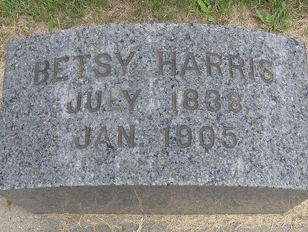 HARRIS, BETSY - Delaware County, Iowa | BETSY HARRIS