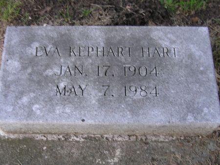 KEPHART HART, EVA - Delaware County, Iowa | EVA KEPHART HART
