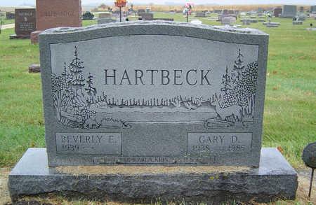 HARTBECK, GARY D. - Delaware County, Iowa   GARY D. HARTBECK