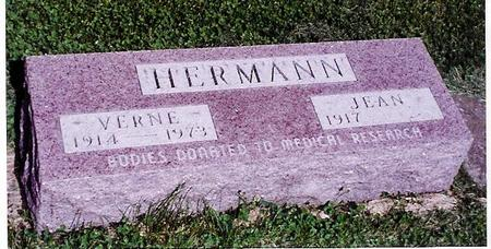HERMANN, JEAN ALICE - Delaware County, Iowa | JEAN ALICE HERMANN