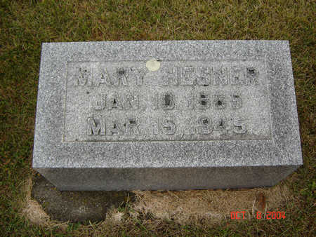 HESNER, MARY - Delaware County, Iowa | MARY HESNER