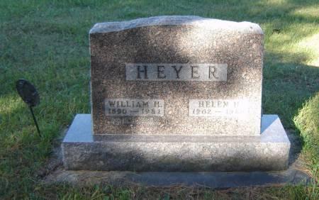 HEYER, WILLIAM H. - Delaware County, Iowa | WILLIAM H. HEYER