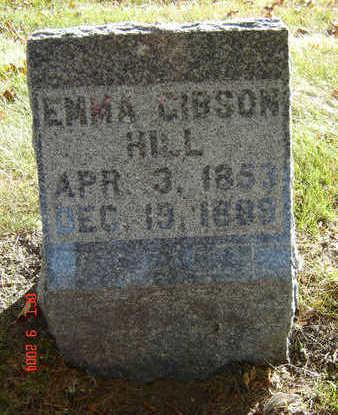 HILL, EMMA - Delaware County, Iowa | EMMA HILL