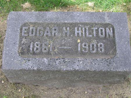 HILTON, EDGAR - Delaware County, Iowa   EDGAR HILTON