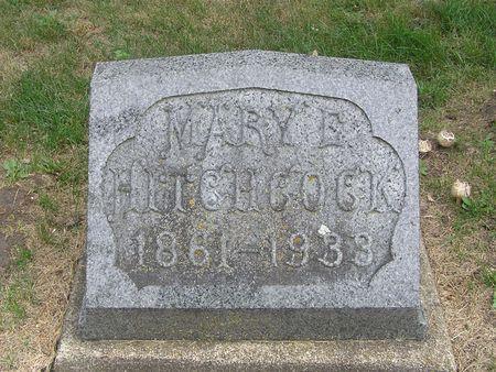 HITCHCOCK, MARY - Delaware County, Iowa | MARY HITCHCOCK