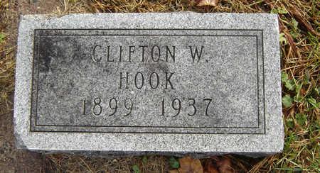 HOOK, CLIFTON W. - Delaware County, Iowa | CLIFTON W. HOOK