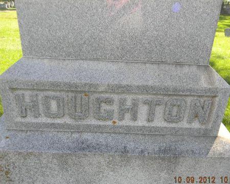 HOUGHTON, FAMILY STONE - Delaware County, Iowa | FAMILY STONE HOUGHTON