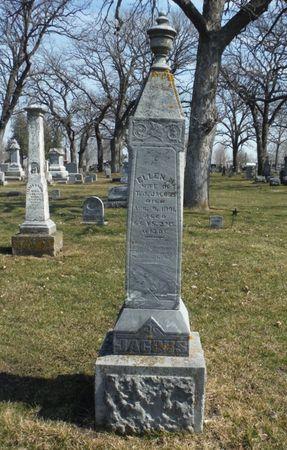 JACOBS, ELLEN M. - Delaware County, Iowa | ELLEN M. JACOBS