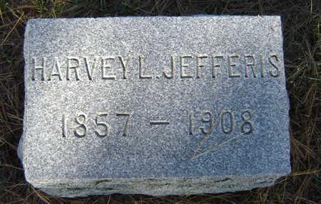 JEFFERIS, HARVEY L. - Delaware County, Iowa | HARVEY L. JEFFERIS