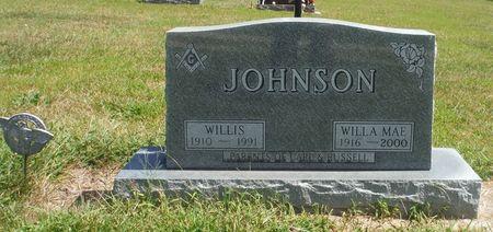 JOHNSON, WILLIS - Delaware County, Iowa | WILLIS JOHNSON