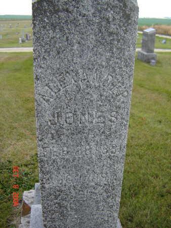JONES, ALEXANDER - Delaware County, Iowa | ALEXANDER JONES