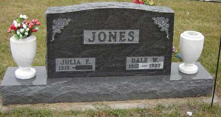 JONES, DALE - Delaware County, Iowa | DALE JONES