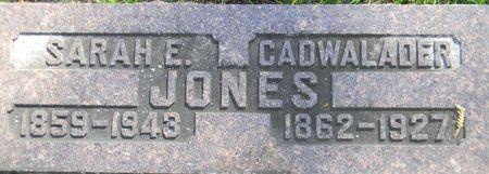 JONES, SARAH E. - Delaware County, Iowa | SARAH E. JONES