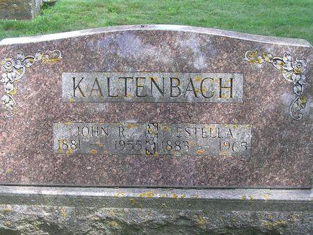 KALTENBACH, JOHN R. - Delaware County, Iowa | JOHN R. KALTENBACH