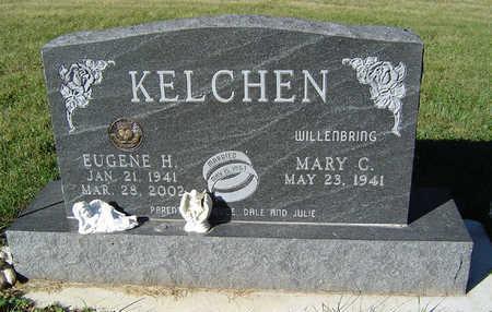 WILLENBRING KELCHEN, MARY C. - Delaware County, Iowa | MARY C. WILLENBRING KELCHEN