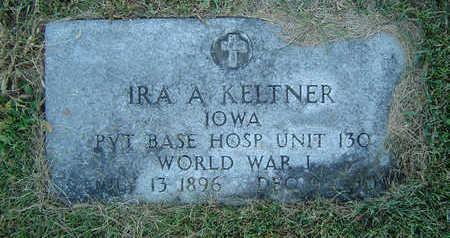 KELTNER, IRA A. - Delaware County, Iowa | IRA A. KELTNER