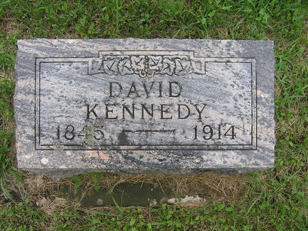 KENNEDY, DAVID - Delaware County, Iowa | DAVID KENNEDY