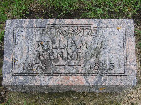 KENNEDY, WILLIAM J. - Delaware County, Iowa | WILLIAM J. KENNEDY
