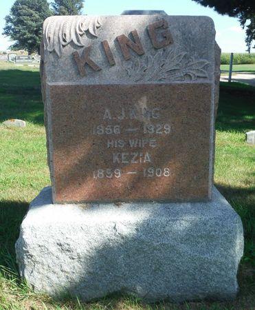 MCKAY KING, KEZIA - Delaware County, Iowa | KEZIA MCKAY KING