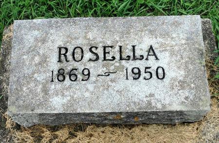 KLAUS, ROSELLA - Delaware County, Iowa | ROSELLA KLAUS