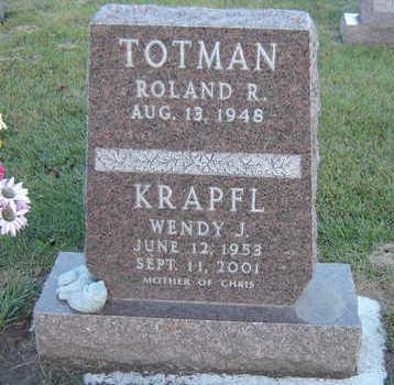 KRAPFL, WENDY J. - Delaware County, Iowa | WENDY J. KRAPFL