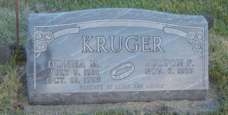 WESSEL KRUGER, DONNA M. - Delaware County, Iowa | DONNA M. WESSEL KRUGER