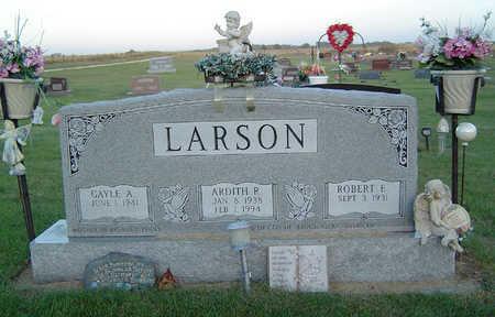 HOMEWOOD LARSON, ARDITH R. - Delaware County, Iowa | ARDITH R. HOMEWOOD LARSON