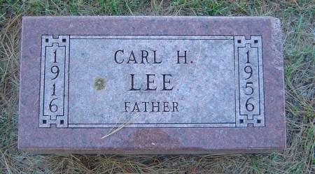 LEE, CARL H. - Delaware County, Iowa | CARL H. LEE