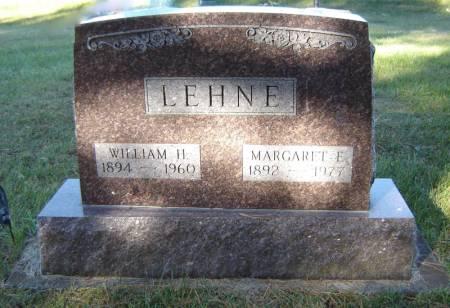 LEHNE, MARGARET E. - Delaware County, Iowa | MARGARET E. LEHNE