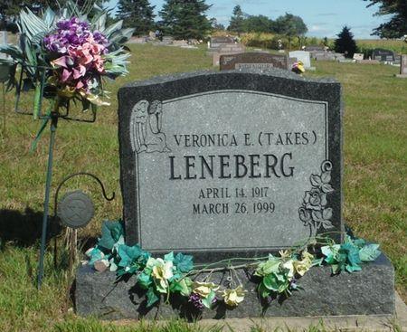 LENEBERG, VERONICA E. - Delaware County, Iowa | VERONICA E. LENEBERG