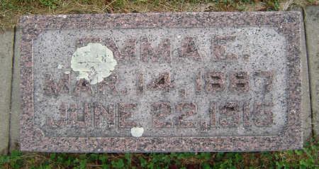 HESNER LEWIS, EMMA E. - Delaware County, Iowa | EMMA E. HESNER LEWIS