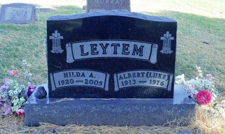 LEYTEM, HILDA A. - Delaware County, Iowa | HILDA A. LEYTEM