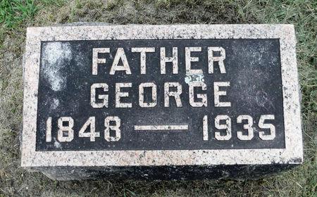 LITTLE, GEORGE - Delaware County, Iowa   GEORGE LITTLE