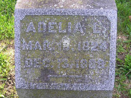 LORING, ADELIA L. - Delaware County, Iowa | ADELIA L. LORING