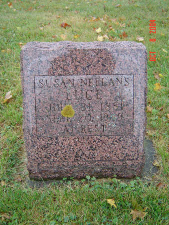 LUCE, SUSAN - Delaware County, Iowa | SUSAN LUCE