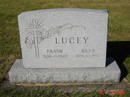 LUCEY, FRANK - Delaware County, Iowa   FRANK LUCEY
