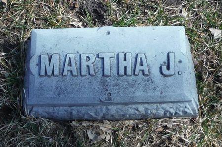 LYMAN, MARTHA J. - Delaware County, Iowa | MARTHA J. LYMAN