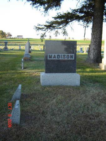 MADISON, FAMILY - Delaware County, Iowa   FAMILY MADISON