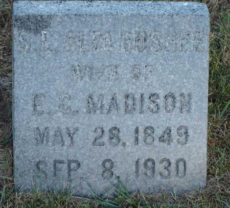 MADISON, S. L. ALTA - Delaware County, Iowa | S. L. ALTA MADISON