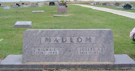 MADLOM, WILMA IOLA - Delaware County, Iowa | WILMA IOLA MADLOM