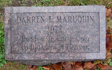 MARUQUIN, DARREN L. - Delaware County, Iowa | DARREN L. MARUQUIN