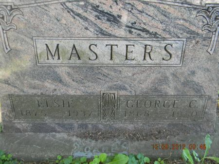 MASTERS, ELSIE - Delaware County, Iowa | ELSIE MASTERS