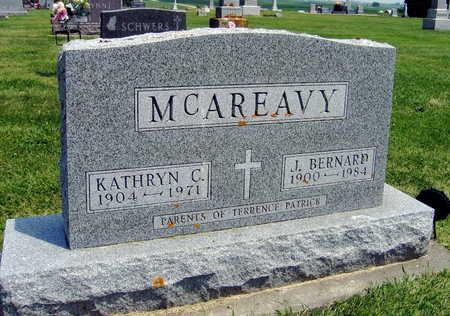 MCAREAVY, KATHRYN C. - Delaware County, Iowa | KATHRYN C. MCAREAVY