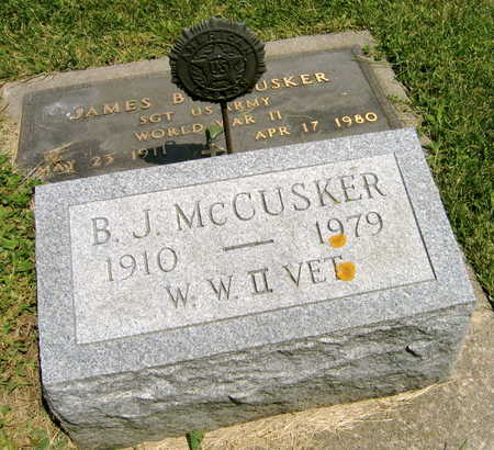 MCCUSKER, B.J. - Delaware County, Iowa | B.J. MCCUSKER